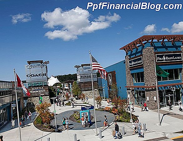 Seattle'i Premium Outlets - Tulalip, Washington