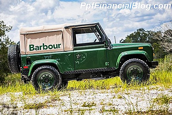 Orvis - Barbour Land Rover nagradne igračke