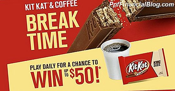 Kit Kat - Break Time Instant win igra (isteklo)