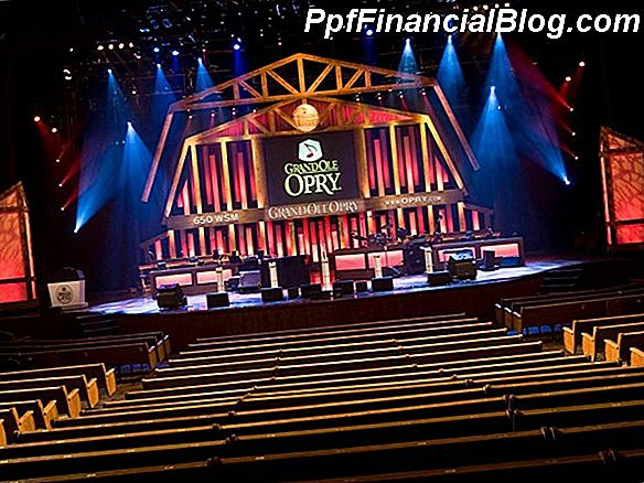 Grand Ole Opry - potegi Grand Ole Giveaway (potekel)